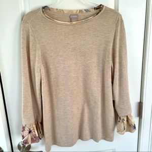 Chico's pullover knit sweater